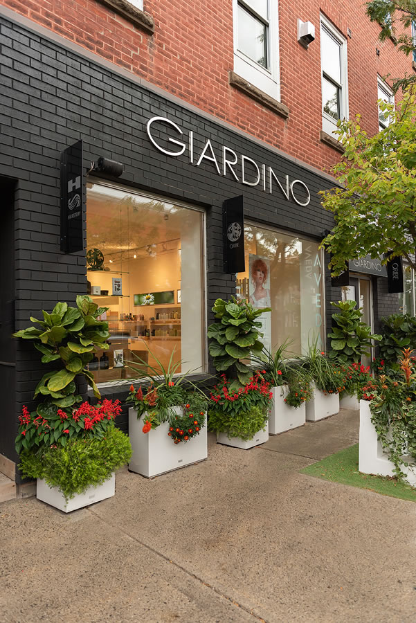 Gift certificates available for Giardino Lifestyle Salon