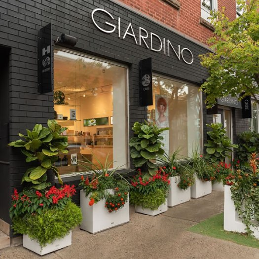 Giardino Hair Salon in Carleton Place